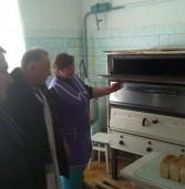 У лікарні випікають хліб