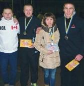 Веслувальники з Рівненщини перемогли на Чемпіонаті із фізичної підготовки