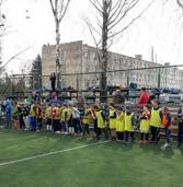 Юні футболісти змагались у турнірі (фото)