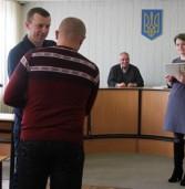 Оперативники отримали свідоцтва про підвищення кваліфікації