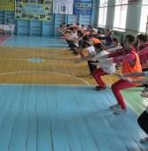 Кандидат в майстри спорту України з регбі провів розминку для школярів