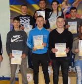 Спортсмени з вільної боротьби – чемпіони області