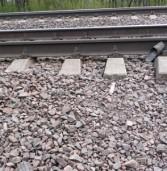На залізниці загинула жінка, а в ДТП травмувались 4 осіб