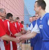 Поліцейські з Дубенщини і Млинівщини здобули першість у волейболі