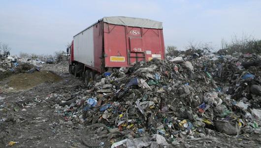 Сміттєзвалище у Дубні – перезавантажено