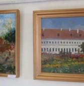 «Дубенські пленери» виставлені у Луцькому замку