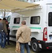 На Рівненщині уже скористались послугами пересувного центру МВС