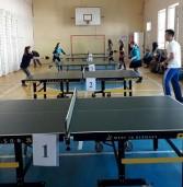 Студенти змагались у настільному тенісі
