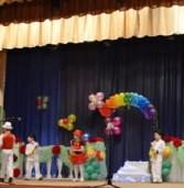 Для дітей провели благодійний концерт