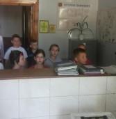 Діти з табору завітали до рятувальників