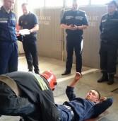 Рятувальники перевіряли свою силу, форму та підготовку