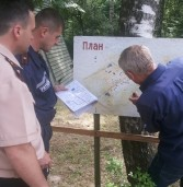 Рятувальники інспектували «Берізку»