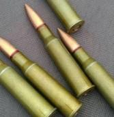З полігону везли зброю та боєприпаси