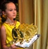Обдарованим дітям району вручили «Золоті зернятка»