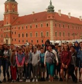 Десятеро дітей з району знайомиться з Польщею