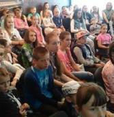 Для дітей учасників АТО та напівсиріт провели благодійну акцію