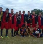 Юнаки ФЦ «Дубно» перемогли на Всеукраїнському турнірі