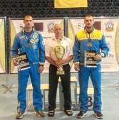 Ще одна перемога: на Чемпіонаті Європи гирьовики вибороли золото та срібло