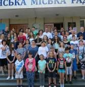 Дубно відвідали гості з Гіжицько