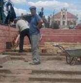 На вулицях міста тривають ремонти