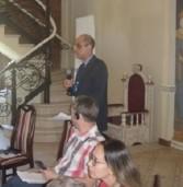 Районні очільники беруть участь у семінарі, організованому ОБСЄ