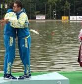 Веслувальники з Дубенщини вернулись з чемпіонату Європи з нагородами