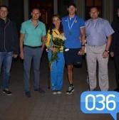 Дубенщина зустріла свого Чемпіона Європи (фото)