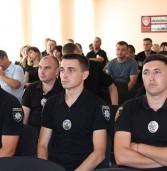 Очільники міста і району вітали поліцейських
