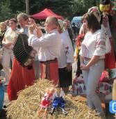 Фольклорне свято «З народної криниці» розпочало друге десятиліття (фото)