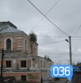 Чи виросте маркет на місці Дубенської синагоги?