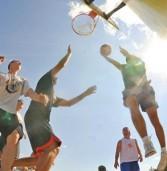 Молодіжні команди вибороли першість у стрітболі