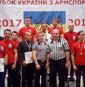 Віктор Мушировський здобув срібло і бронзу на Кубку України