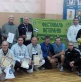 Ветерани спорту з району вправні в дартсі і тенісі