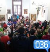 Як у Дубенському замку святкували Хелловін (фото)
