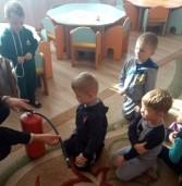 У дитячий садок завітали рятувальники