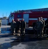 Рятувальники з військовими вчились протистояти терактам та диверсіям