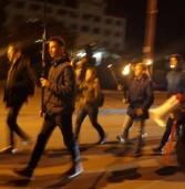 На честь захисників пройшли смолоскипною ходою (фото)