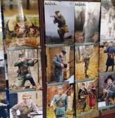 У бібліотеці можна переглянути виставку про історію війська