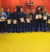 На чемпіонаті області борці Дубенщини здобули золото