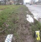Ford збив пішохода (фото)