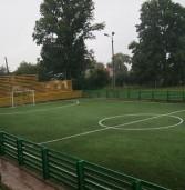 На Рівненщині облаштують ще 6 футбольних штучних полів