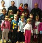 Дубенчани вкотре завезли допомогу в сиротинці Сходу