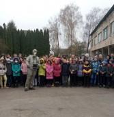 Школярів та вчителів захистили від витоку аміаку
