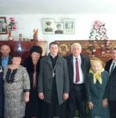 На Дубенщині вітали зі 100-річчям ювілярку