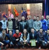 Кращі футбольні команди отримали нагороди