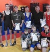 У спортшколі влаштували свято боротьби