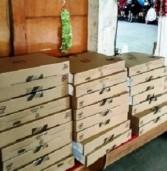 Навчальні заклади району отримали ноутбуки