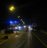 Таврія зіткнулась з автобусом: подробиці трагічної ДТП