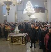 Празник в Свято-Миколаївському монастирі: владика відзначив волонтерів і військових (фото)