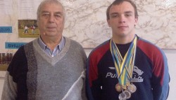 Атлет з Дубенщини переміг на чемпіонаті України